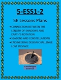 5-ESS1-2 Patterns in the Night Sky 5E Lesson Plans