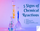 5 Evidences of a Chemical Change