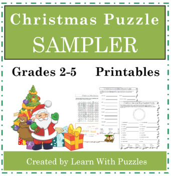 Try Before You Buy - Christmas Puzzle Sampler