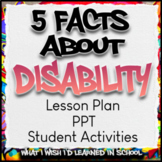 5 Facts About Disability - High School SPED