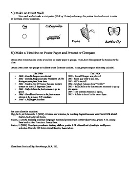 5 Fast and Easy Ways to Reinforce Retelling, Sequencing, and Chronology