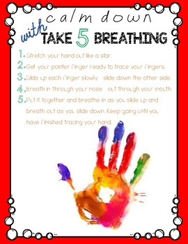 5 Finger Breathing