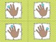 5 Finger Piano Flash Cards