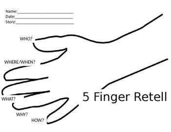 5 Finger Retell
