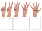 5 Finger Retell Combo Pack (Fiction and Nonfiction)