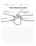5 Finger Retelling For Fiction & Nonfiction