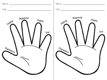 5 Finger Retelling and Central Message