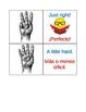 5 Finger Rule for Choosing Books - Bilingual (Spanish/English)