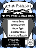 5 Foldables for Black History Month: Basquiat, Pippin, Law