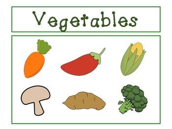 5 Food Groups