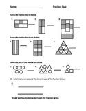 5 Fraction Quizzes