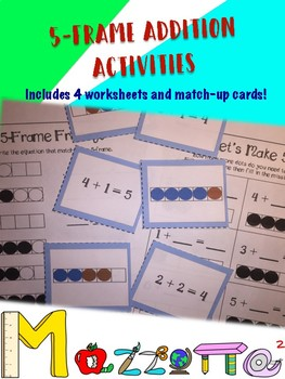 5-Frame Activity Packet