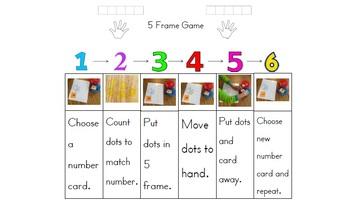 5 Frame Game