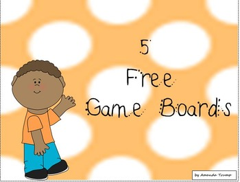 5 Free Games Boards