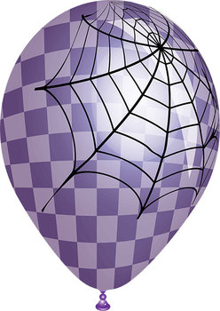 5 Free Halloween Balloons • Classroom or Party Decoration • 300 DPI • PDF & PNGs