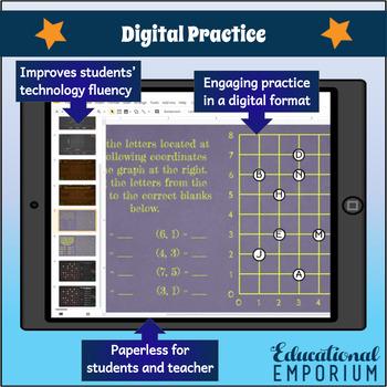 5.G.1 Practice: Interactive, Digital Place Value Activities ⭐ Google Classroom