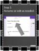 5.G.3 and 4 Quadrilaterals 2D Self Grading Assessment Goog