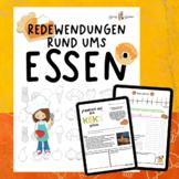 5 German Food Idioms, Review German Food Vocabulary