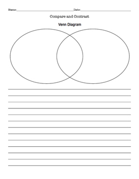5 Graphic Organizers Packet
