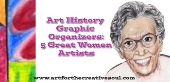 5 Great Women Artists