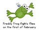 5 Green and Speckled Frog Interactive Shared Reading and L