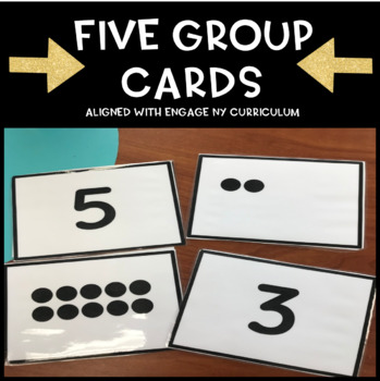 5 Group Cards