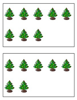 5-Group Cards with Thematic Clipart for Every Month (Large for Teacher)
