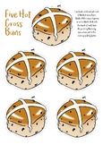 5 Hot Cross Buns