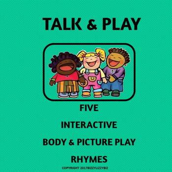 5 Interactive Talk and Play Rhymes