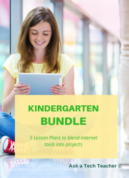 5 Internet-based Projects to Integrate Technology into Kindergarten