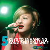 5 Keys To Enhancing Song Performance
