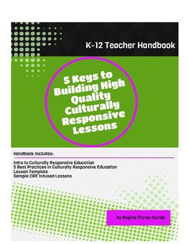 5 Keys to Building Culturally Responsive Lessons