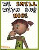 5 Kids Senses Posters - Ready to Print!