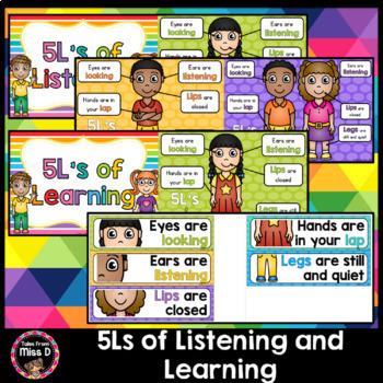 5 L's of Listening