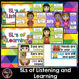 5 L's of Listening and Learning