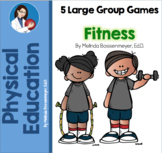 5 Large Group Fitness Games