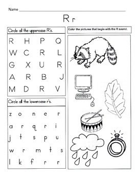 letter r worksheets 5 letter r worksheets alphabet amp phonics worksheets 1435