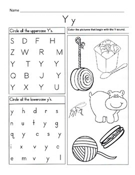 5 letter y worksheets alphabet phonics worksheets letter of the week. Black Bedroom Furniture Sets. Home Design Ideas