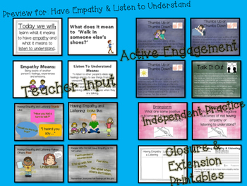 Build Community: Life Skills to Encourage a GREAT Class! 5 PowerPoint Lessons