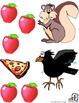 5 Little Apples in the Apple Tree