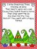 5 Little Christmas Trees Math Emergent Reader