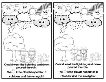 5 Little Clouds