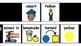 5 Little Cones - Vest Display - PCS