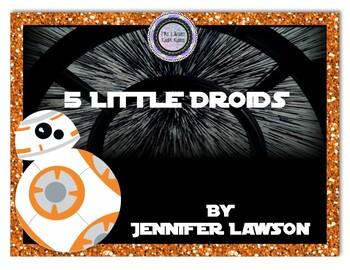 5 Little Droids