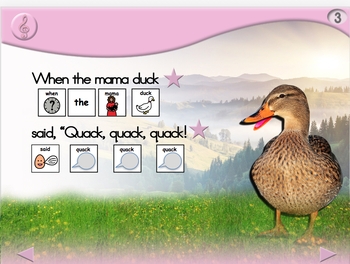5 Little Ducks - Animated Step-by-Step Song - PCS