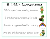 5 Little Leprechauns