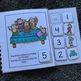 5 Little Monkeys: Interactive Book, Props + Activities