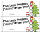 Christmas Printable Book & Subtraction Word Problems