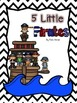 5 Little Pirates Poem