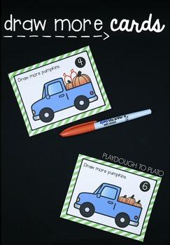 Pumpkin Activity Packet - Preschool and Kindergarten